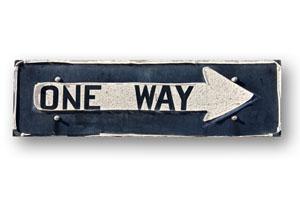 One-way Communication