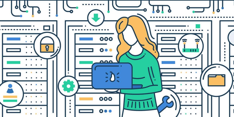 server hosting google
